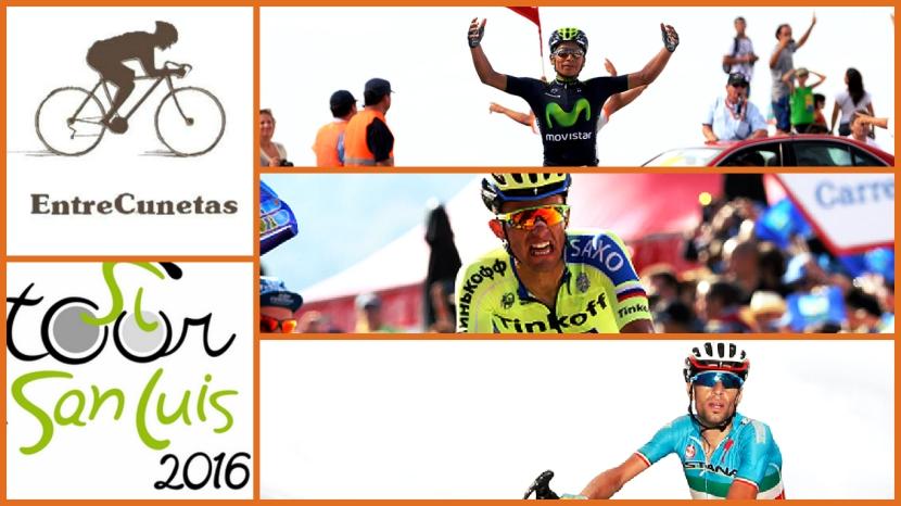 Previa Tour de San Luis2016
