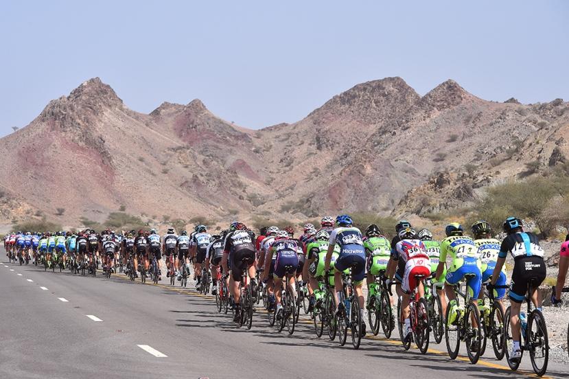 Previa Tour de Omán2016