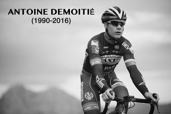 Hasta siempre, Antonie