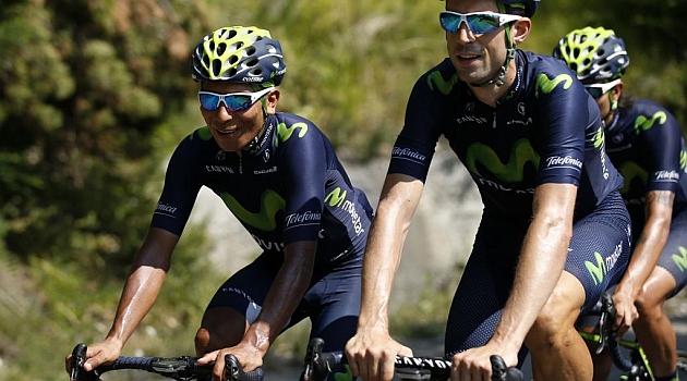 Erviti es un hombre que inspira confianza. Quintana y Valverde siempre lo quieren a su lado en las grandes vueltas; es un seguro de vida.