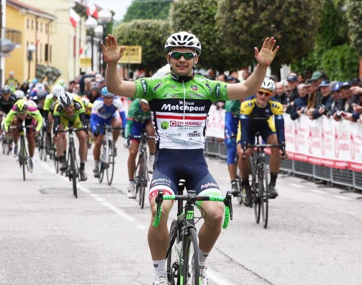 Un sprinter de mucha calidad. Marezcko intentará dejarse ver en el Giro. © Bettini