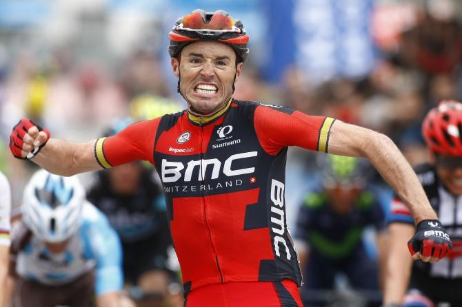 Todos nos alegramos viendo a Samu Sánchez lograr la victoria. El asturiano celebró con muchísima emoción el triunfo.