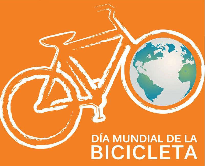 Resultado de imagen para hoy es el dia mundial de la bicicleta