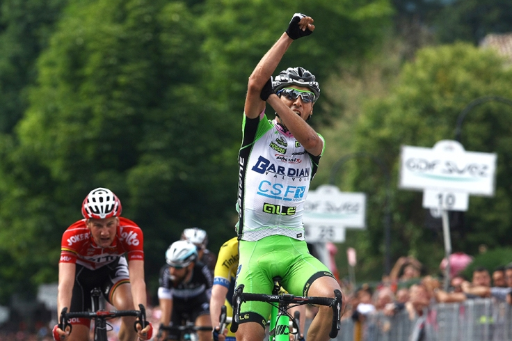Giro d'Italia 2014 stage 17