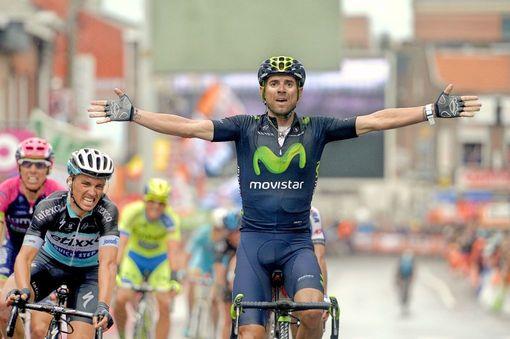 Alejandro Valverde. Un tipo que sino existiera habría queinventarlo.