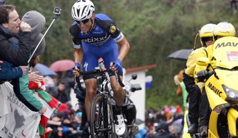 «Me encuentro bien y listo para disfrutar del Giro». Entrevista con CarlosVerona
