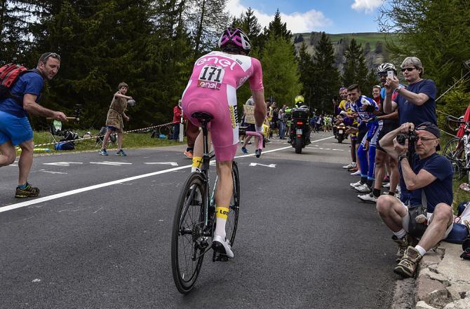 Kruijswijk se ha ganado un lugar en el corazón de todos nosotros en este Giro