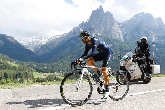 Valverde, obsesión podio.