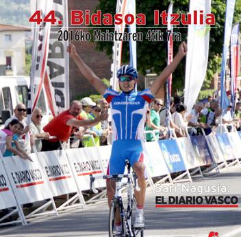 Umberto Orsini (Colpack), desde Italia para ganar la BidasoaItzulia