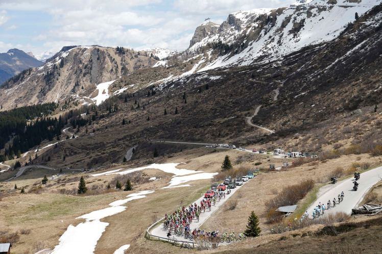 Imponentes Dolomitas