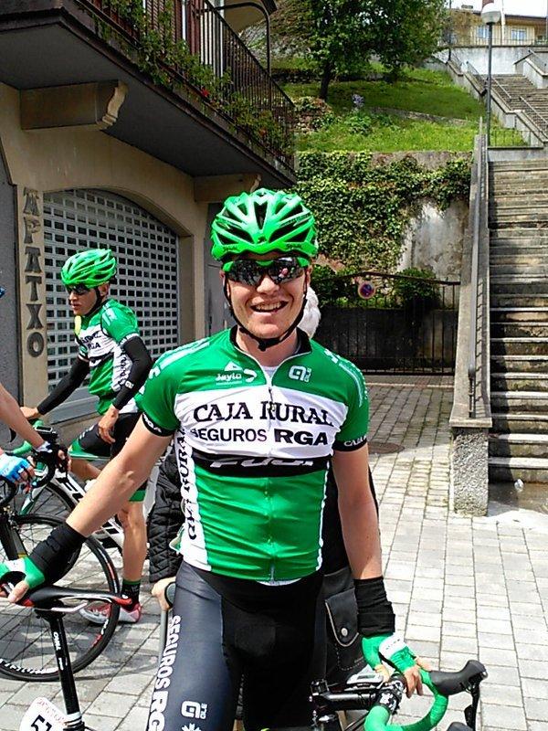 Jon Irisarri (Caja Rural) vence enLegazpi