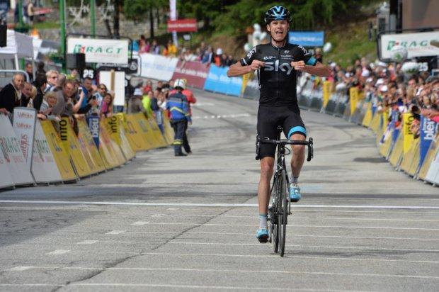 El ganador del Tour de Francia se decide enjunio