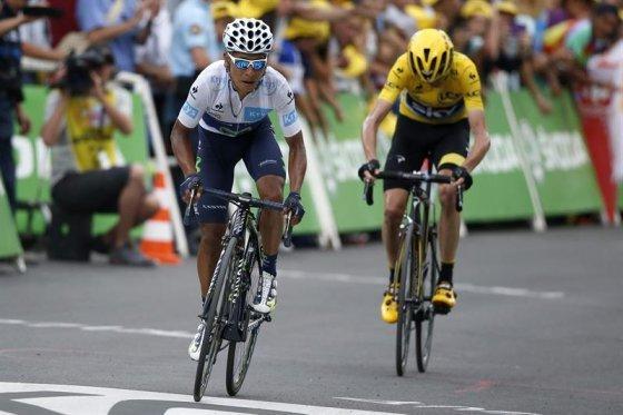 ¿Qué no debe hacer Quintana si quiere ganar elTour?