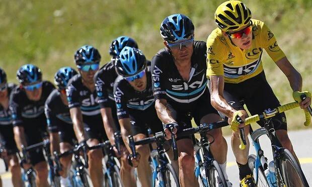 El Tour es en julio; el ciclismo, enprimavera