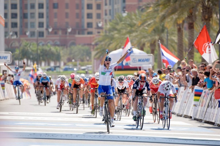 Sandra Alonso ciclista