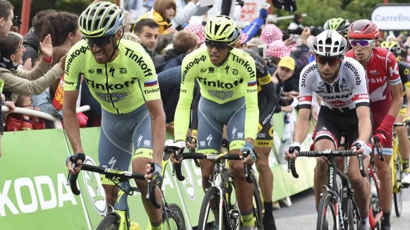 ¿Puede ganar Contador el Tour2017?