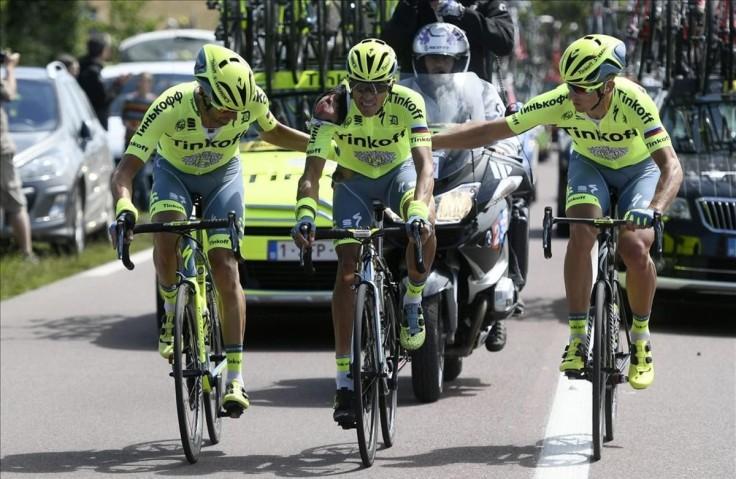 Tour de France 2016 - 1st stage