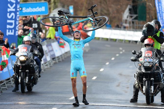 Veremos que tal le va en su nuevo equipo, pero calidad no le falta. Lo demostró, y de que manera, en Arrate en la Vuelta al País Vasco. © Tim de Waele