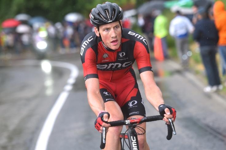 ¿Heredero de Cancellara? Muchos ven en Küng muchas similitudes con el campeón suizo...