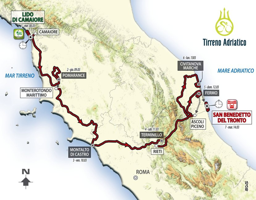 Previa | Tirreno Adriatico2017