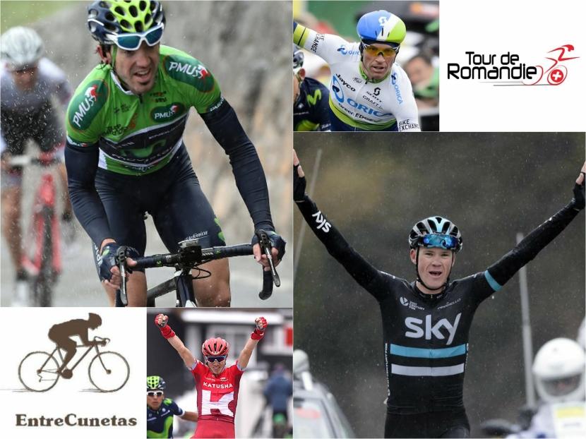 Previa | Tour de Romandia2017