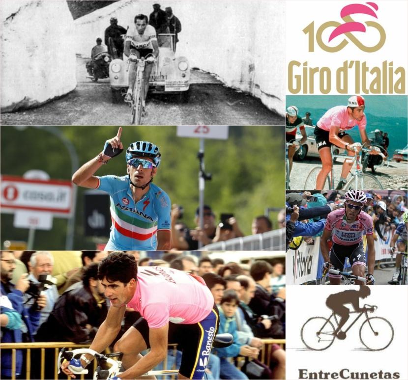 Previa – Giro de Italia 🇮🇹 | 100 años depasión