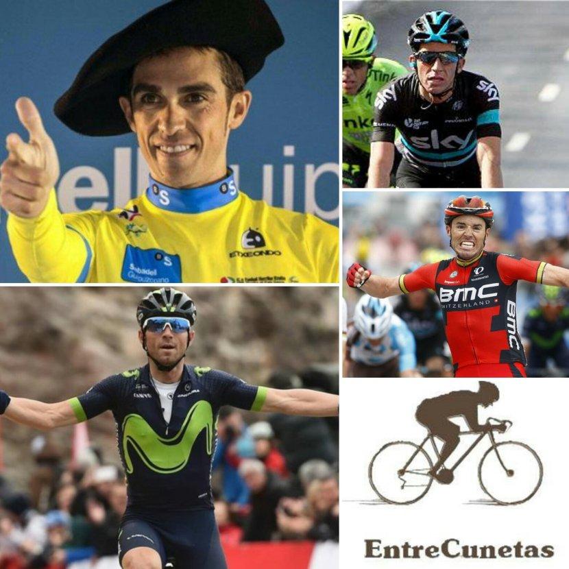 Previa | Vuelta al País Vasco2017