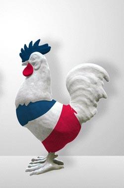 El próximo gallo francés. ¿Deseo orealidad?