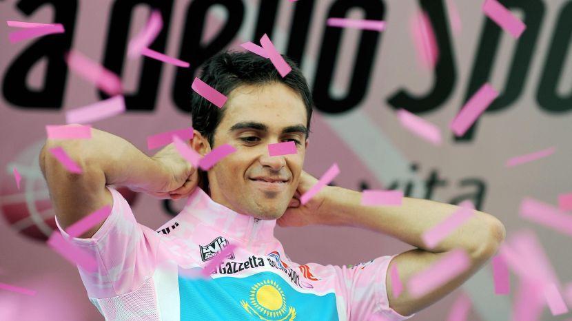 El Giro 2008, la mejor grande deContador