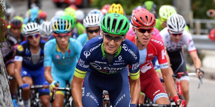«Quiero hacer una buena Vuelta para poder ir al Tour en2019»