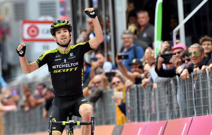 Giro d'Italia 2018 - 20th stage